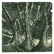 Tree Dance Intaglio
