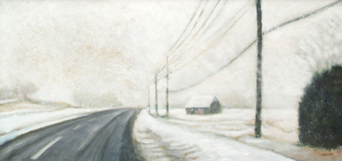January 30th, Winter Drive